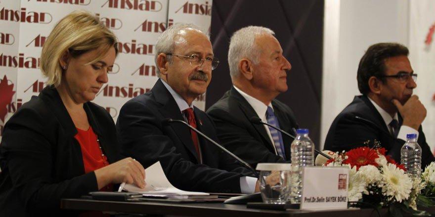 Kılıçdaroğlu: Herkes İstediği Gibi Düşünebilmeli