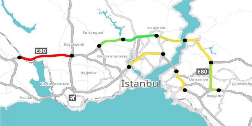 Yavuz Sultan Selim Köprüsü'nün Açılmasıyla Diğer Köprülerde Trafik Azaldı