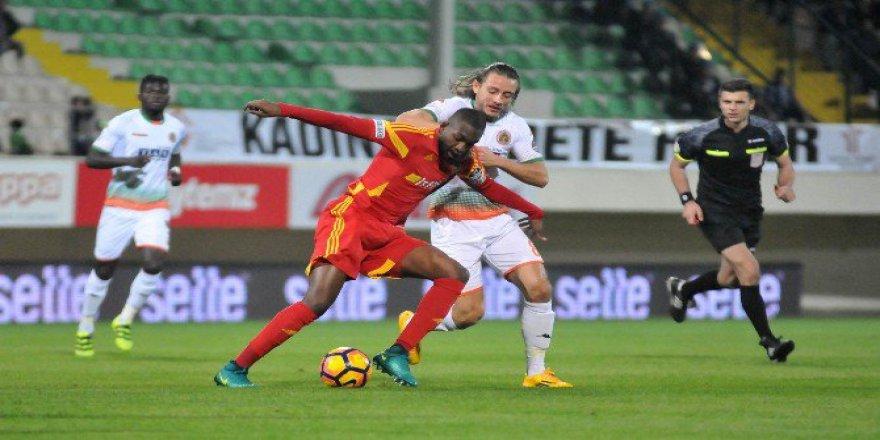 Aytemiz Alanyaspor 3-1 Kayserispor