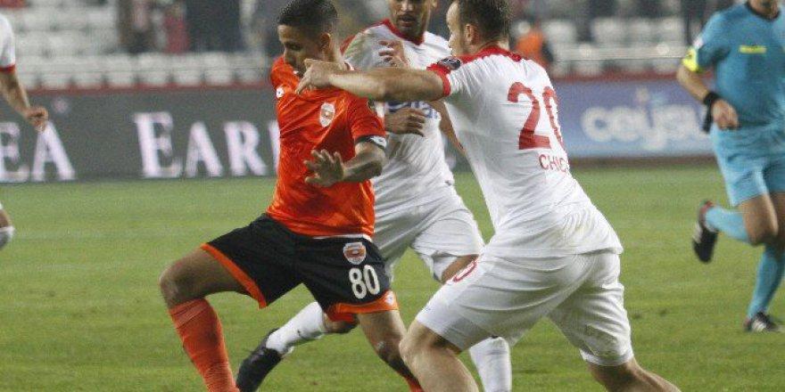 Antalyaspor 1-0 Adanaspor
