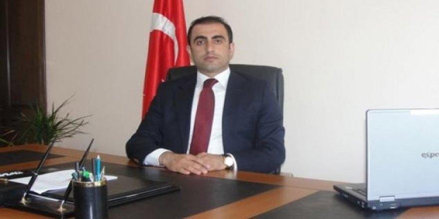 Bitlis, Güroymak Kaymakamı Değişti