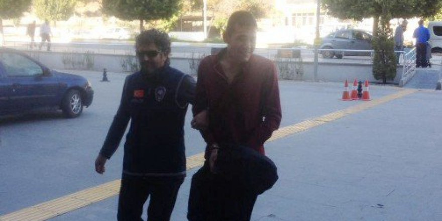 Alanya L Tipi Cezaevinden Firar Eden 2 Kişiden Biri Yakalandı