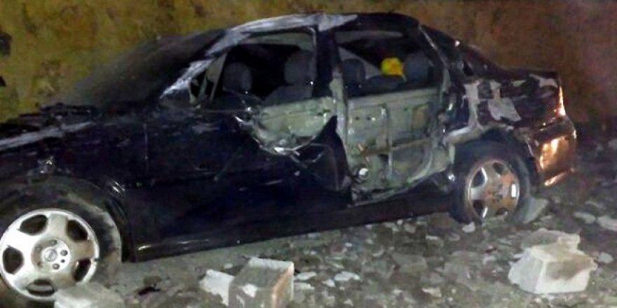 Uşak'ta Korkunç Kazası! 1 Ölü, 3 Yaralı