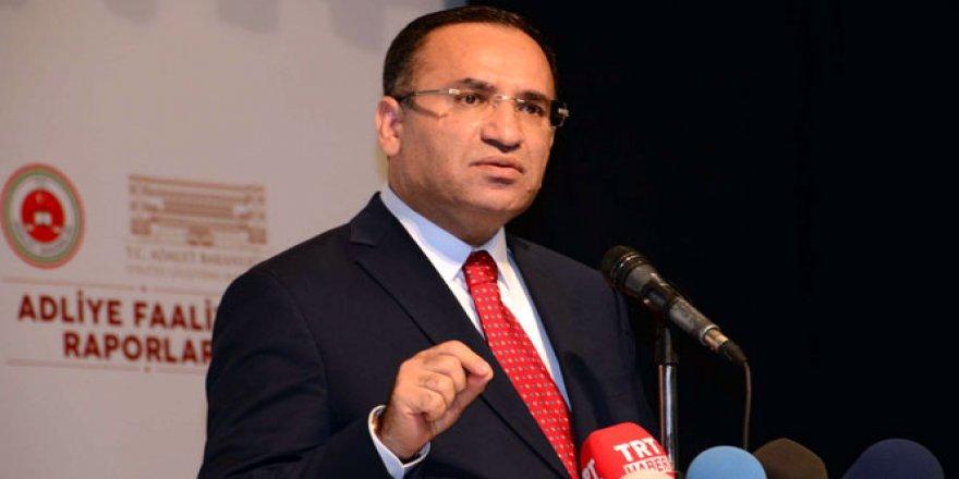 Adaler Bakanı Bekir Bozdağ: AB Türkiye'ye Ayar Veremez