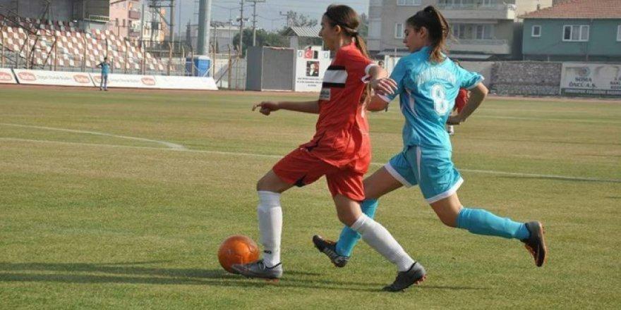 TFF Kadınlar 3. Lig'de Maçın Sonucu 30-0 !
