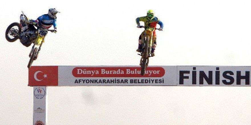 Türkiye Motokros Şampiyonası Afyonkarahisar'da Sona Erdi