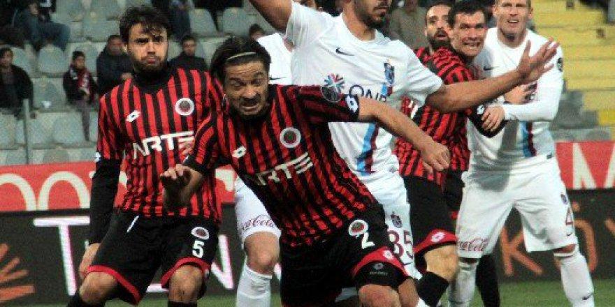 Gençlerbirliği 0-0 Trabzonspor