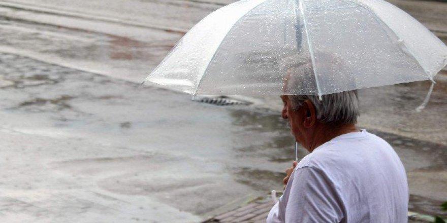Bursa'ya Pazartesi ve Salı Günü İçin Sel Uyarısı!