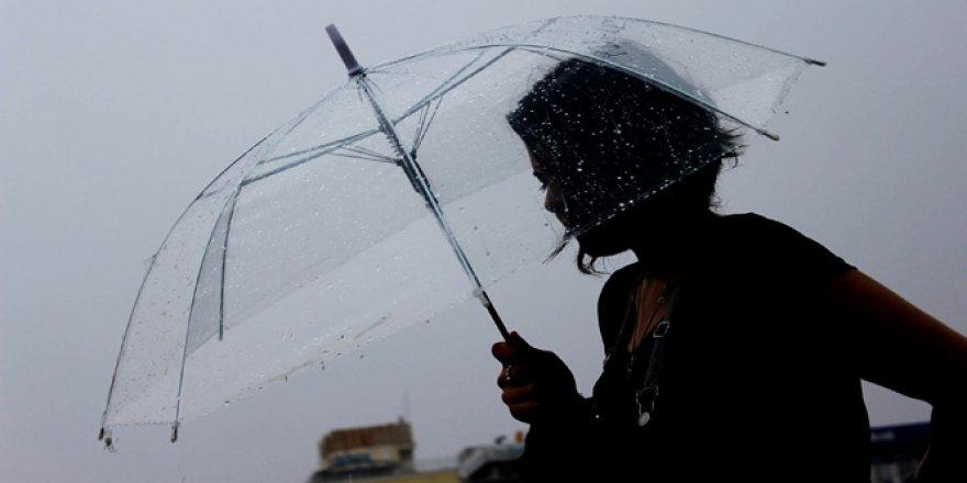 Meteoroloji'den  Antalya, Burdur, Isparta ve Muğla için yağış ve ani sel uyarısı