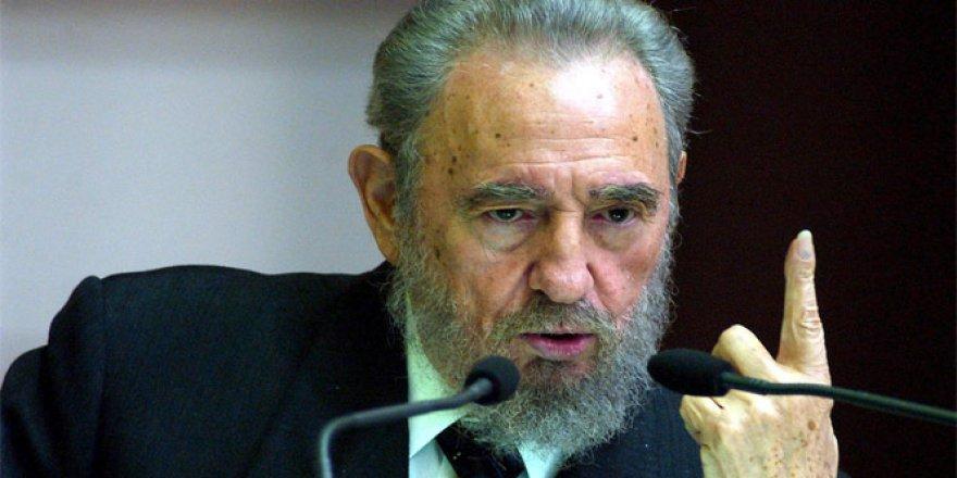 Kuzey Kore'de Fidel Castro İçin 3 Günlük Yas!