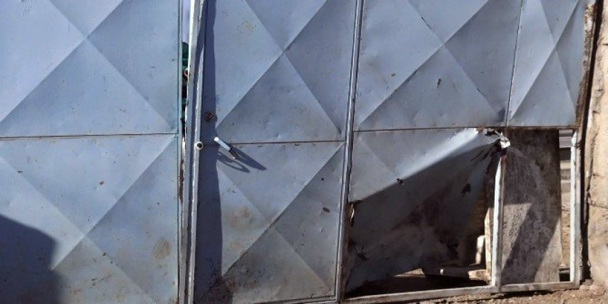 Ağrı'da Çaydanlığa Yerleştirilen Bomba Patlatıldı