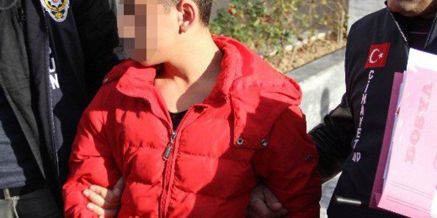 Samsun'da Pompalı Tüfekle 2 Kişiyi Yaralayan Genç Tutuklandı