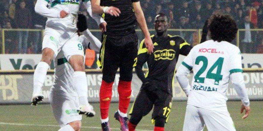 Yeni Malatyaspor 1-1 Giresunspor