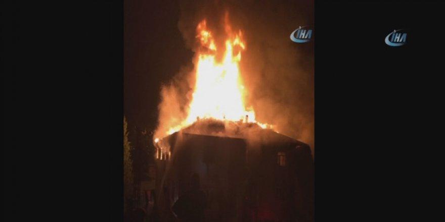 Adana, Aladağ'da kız öğrenci yurdunda yangın: 1 görevli ve 11 öğrenci hayatını kaybetti