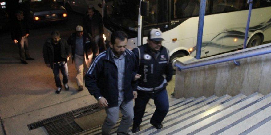 Hatay'da 26 ByLock' Kullancısı Polis Tutuklandı