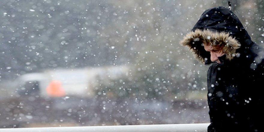 Meteoroloji'den Doğu Karadeniz İçin Kar Uyarısı