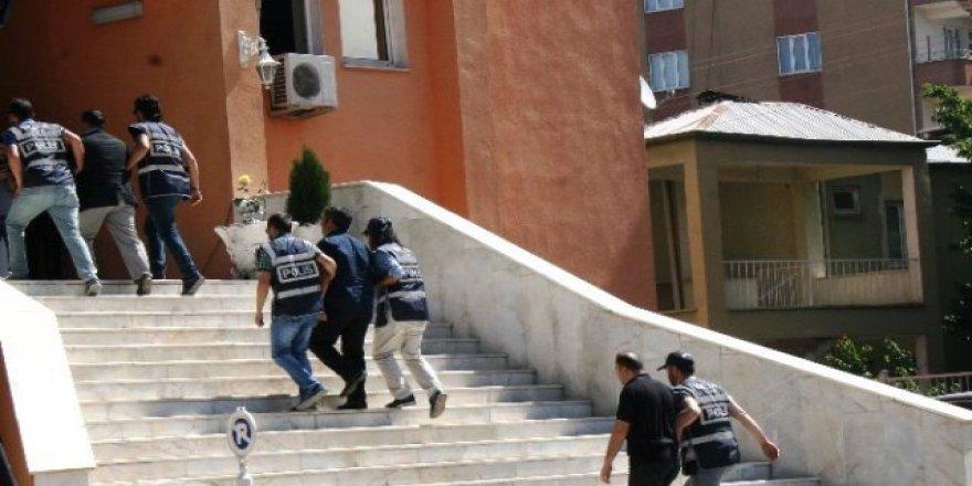 Iğdır, Tuzluca'da Eş Başkanlar Güneş ve Celayir-Orhan Tutuklandı