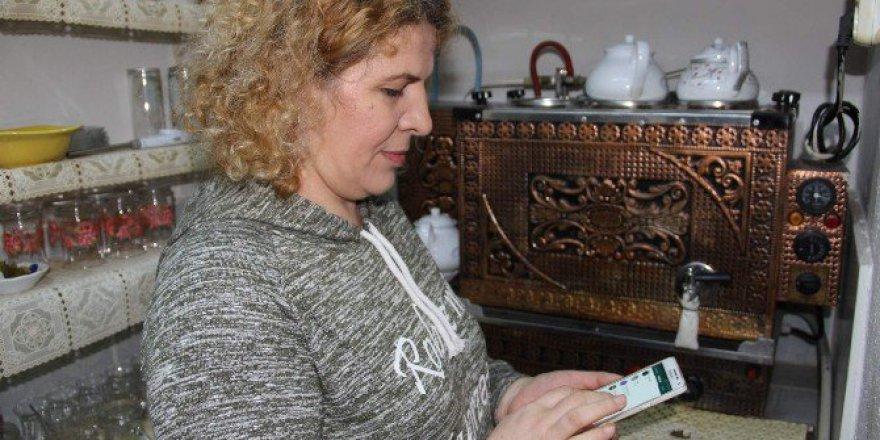 Nafiye Anka 'Whatsapp Çay İsteme Hattı' Kurdu