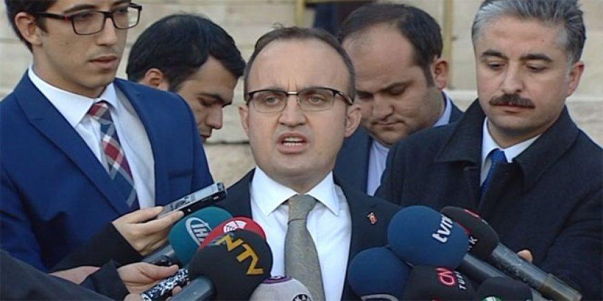AK Parti Grup Başkanvekili Turan'dan başkanlık teklifiyle ilgili açıklama