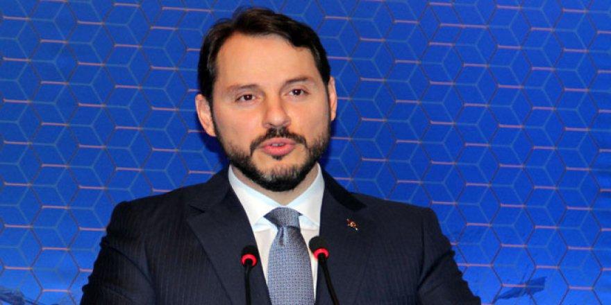 Enerji ve Tabii Kaynaklar Bakanı Albayrak: ''Türkiye yeni bir süreçten geçiyor''
