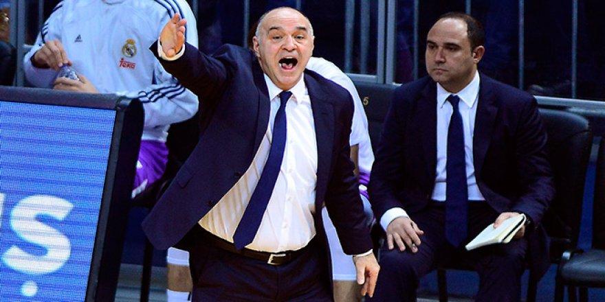 "Başantrenör Pablo Laso: ""Elimizdeki Maçı Kaybettik"""