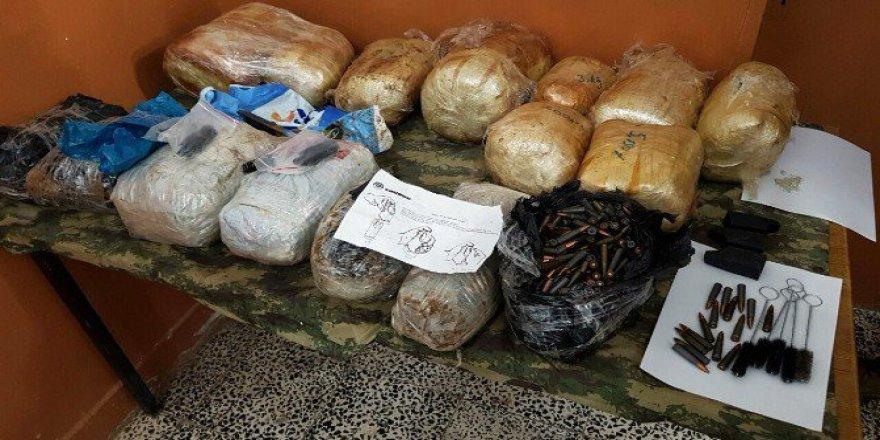 Suriye'den Bomba Taşıyan Teröristler Etkisiz Hale Getirildi