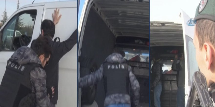 İstanbul'da Geniş Kapsamlı Asayiş Uygulaması