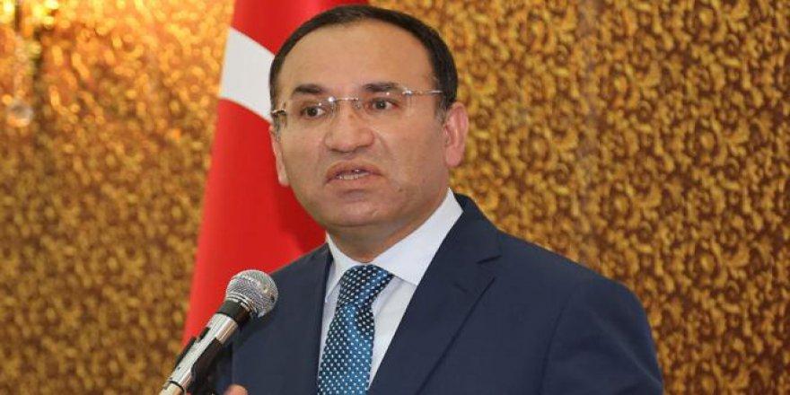 Adalet Bakanı Bekir Bozdağ'dan İşkence İddialarına Yanıt