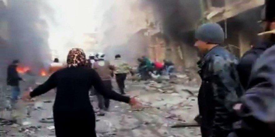 Suriye, Halep'te Can Pazarı