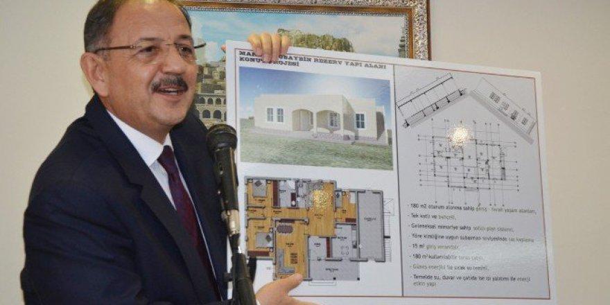 Mehmet Özhaseki: ''Devletin Merhametli Yüzünü Gösterme Zamanı Geldi''