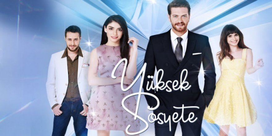 Star TV'nin Yüksek Sosyete dizisi final yapıyor!