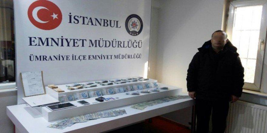 FETÖ Üyesi Para Dolu Valizle Çamlıca Gişelerde Gözaltına Alındı