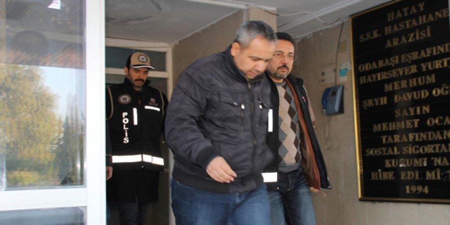 Hatay'da 15 ByLock'çu Polis Tutuklandı