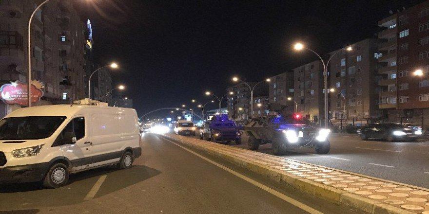 Diyarbakır-Şanlıurfa Yolu Üzerindeki Polis Noktasına EYP'li Saldırı