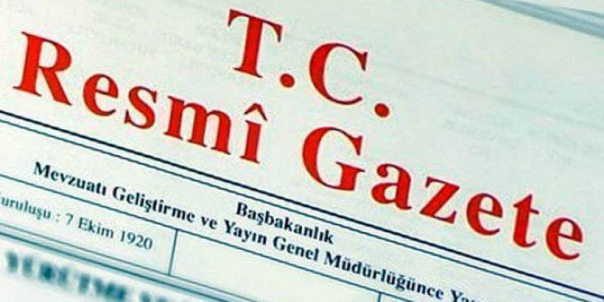 Önemli Atama Kararları Resmi Gazete'de Yayımlandı