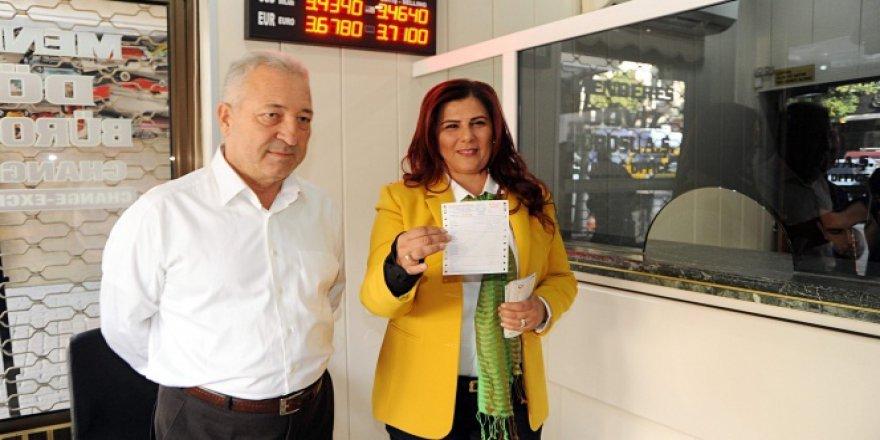 CHP'li Çerçioğlu'ndan dolara tokat