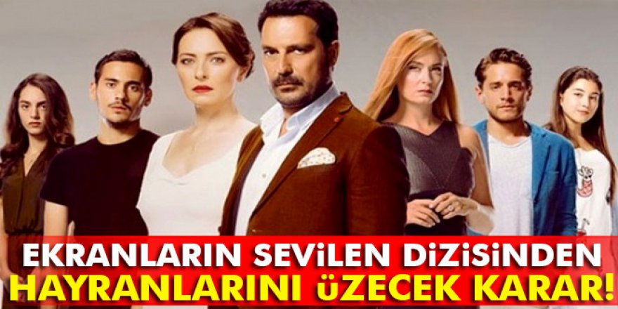 Kanal D'nin Babam ve Ailesi dizisi final yapıyor