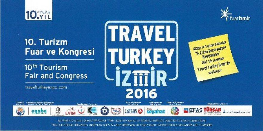 Kuşadası, 10. Turizm Fuar ve Kongresi Travel Turkey'e Katılıyor