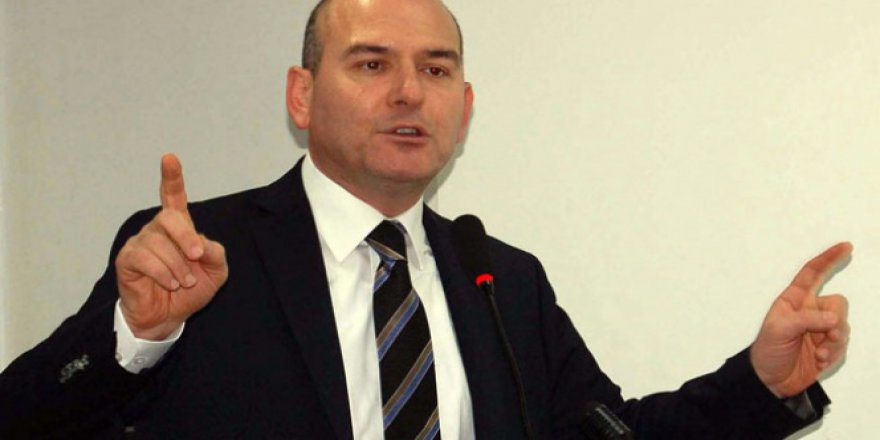 İçişleri Bakanı Soylu'dan patlamaya ilişkin açıklama  .