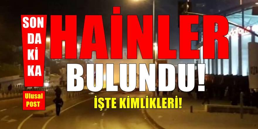 Beşiktaş'da saldırıyı düzenleyen canlı bombaların kimlikleri belli oldu!