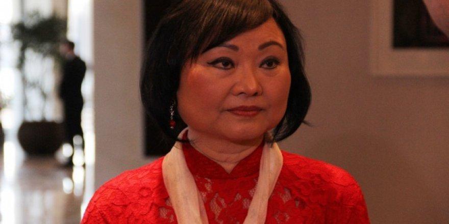 Sembol İsim Kim Phuc Ortadoğu'ya Dikkat Çekti