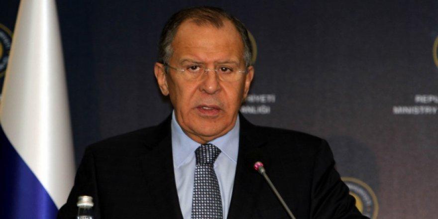 Lavrov: ''ABD ile Anlaşmaktan Daha Kolay''