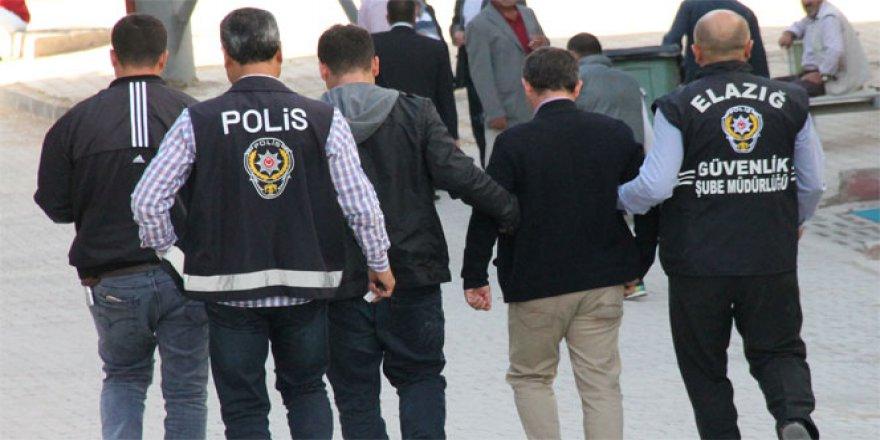 PKK'ya Yardım Eden 21 Kişiye Gözaltı