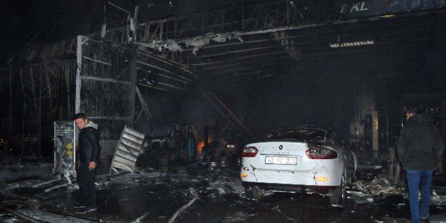 Muğla, Yatağan Sanayisinde Yangın: 2'si Ağır 11 Yaralı