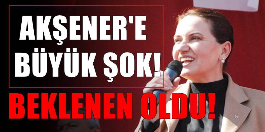 MHP Başkanlığına oynuyordu! Mahkemeden Meral Akşener'e büyük şok!
