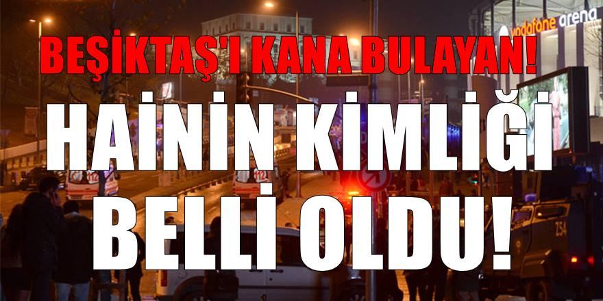 Beşiktaş'taki Canlı Bombalardan Birinin Kimliği Belirlendi