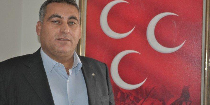 MHP'li İlhan Kaya, Kayseri'de Ki Terör Saldırısını Kınadı
