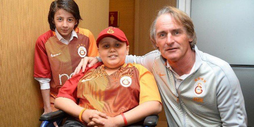 Ankara'da Galatasaray'ın Özel Konuğu Alper Baştiryaki