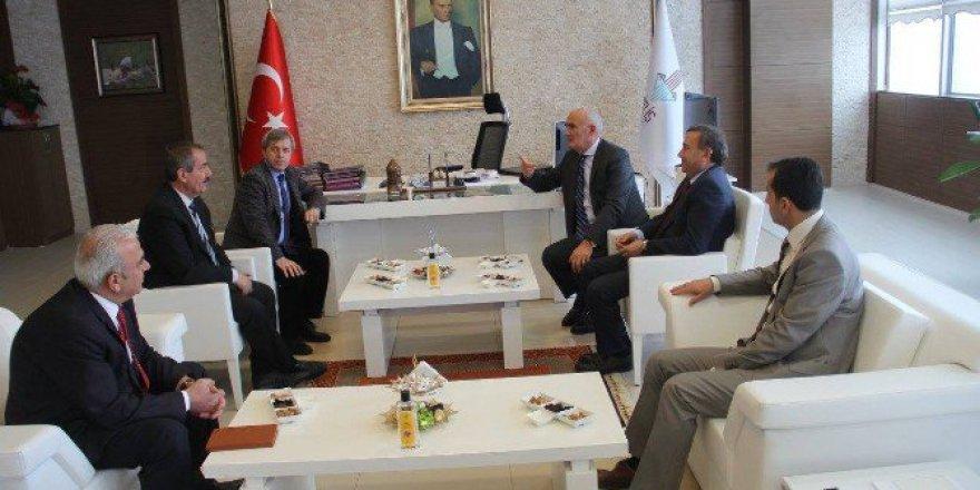 Samsun'dan Kardeş Bitlis'e Belediyecilik Desteği