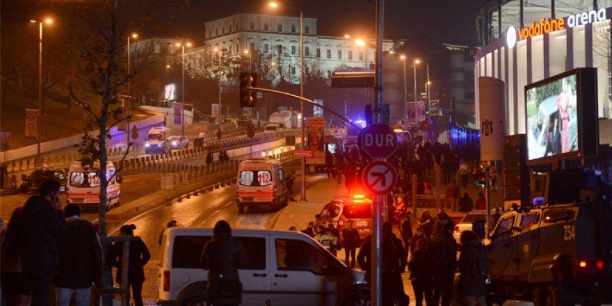 Beşiktaş saldırısında son dakika haberi